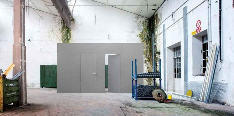 Porte interne filo muro by Eclisse