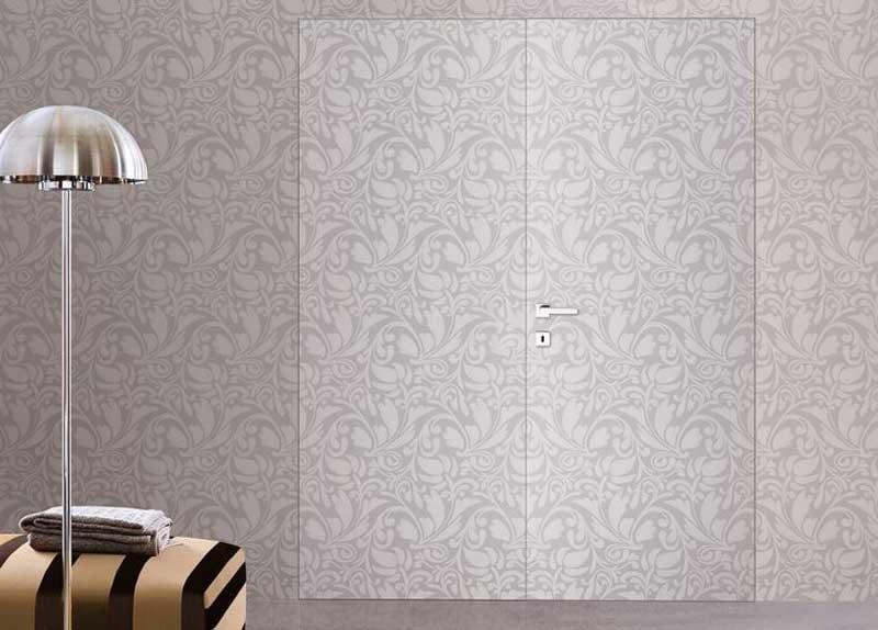Eleganti porte interne filo muro di Eclisse