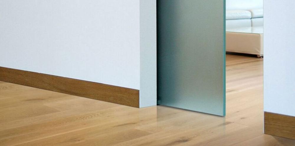 Foto: Porte interne filo muro: con battente o a scomparsa