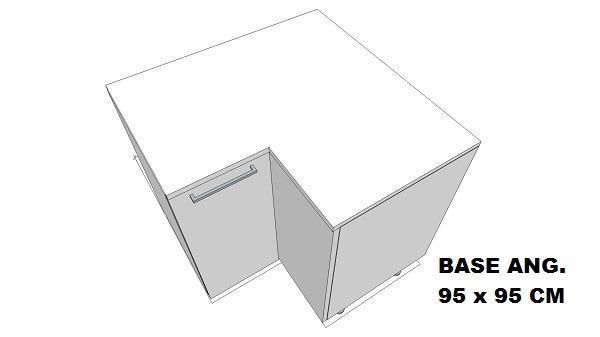 Awesome Mobili Base Per Cucine Componibili Contemporary - Design ...