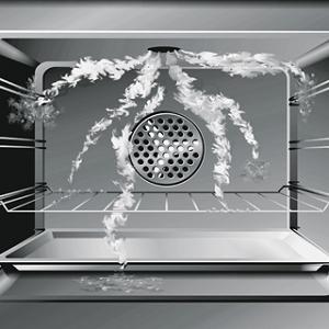 Interno di forno pirolitico Whirlpool