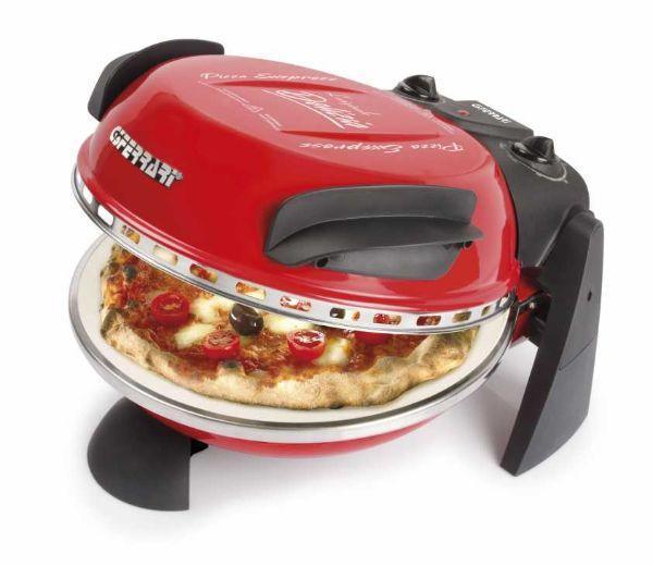 Forni e accessori per cuocere la pizza in casa - Pizza forno elettrico casa ...