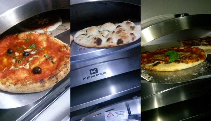 Forno a Gas per Pizza