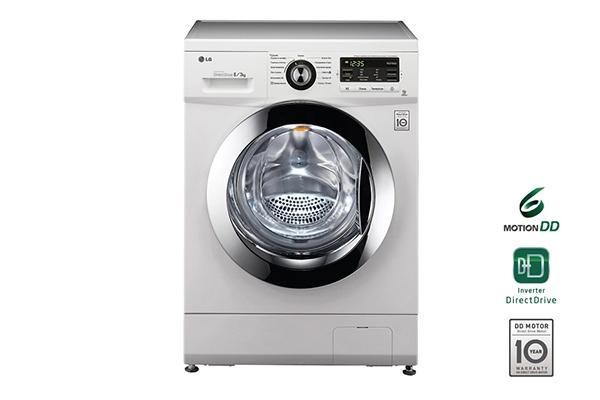Lavatrice modello f1096nda di Lg
