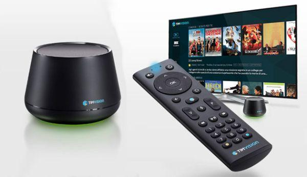 Timvision di Tim, decoder digitale terrestre Android TV