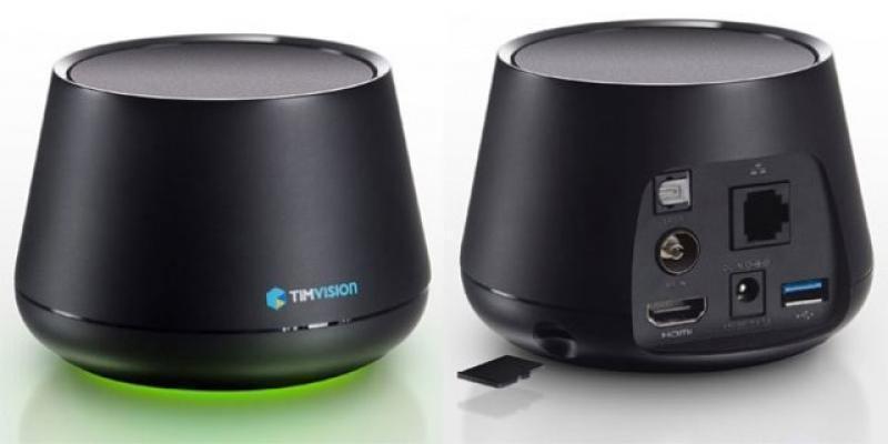 Decoder TIMvision di TIM