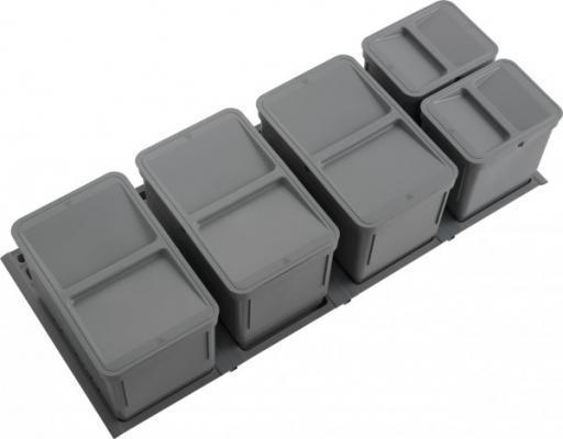 Contenitori raccolta differenziata: Essetre, moduli per base l.120