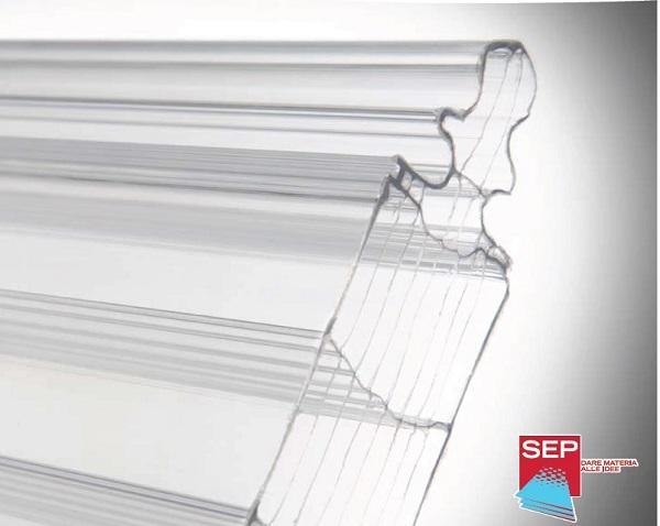 Pannelli in policarbonato di SEP