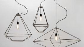 Lampade di metallo