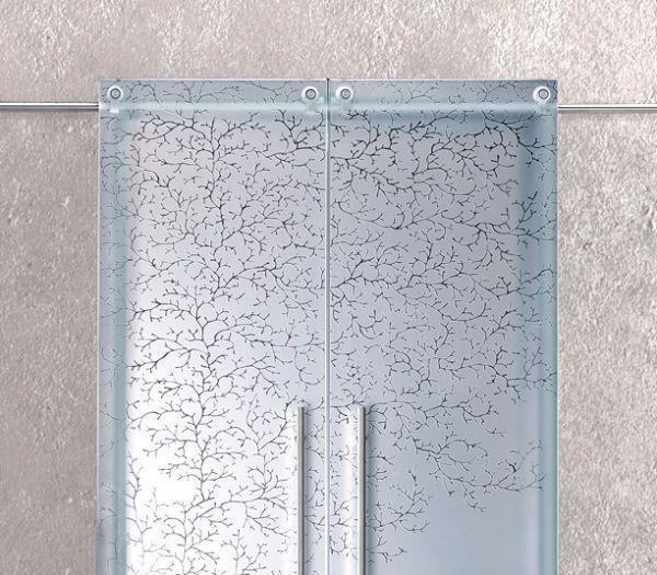 Porte in cristallo satinate di Casali