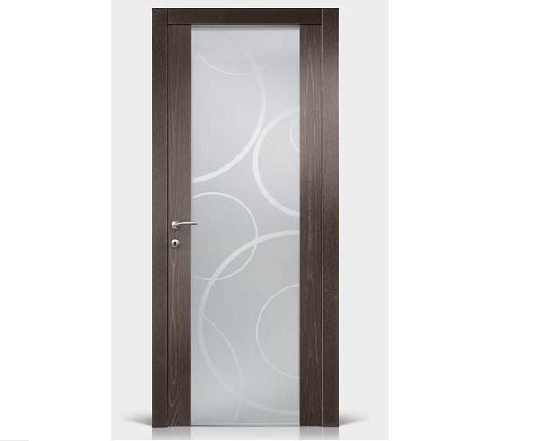Porte di cristallo - Insonorizzare porta ...