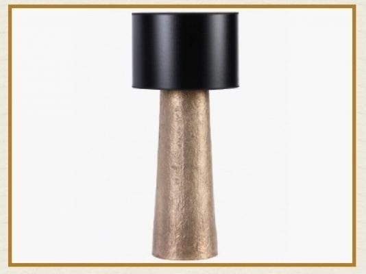 Lampada in bronzo di Marco Riccardi