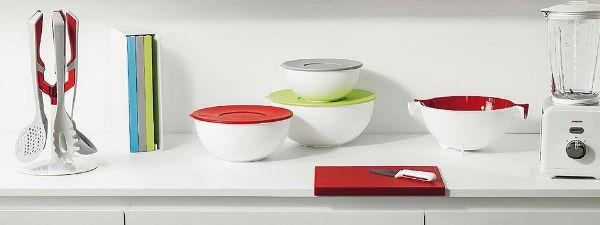 Linea accessori cucina e tavola di Guzzini