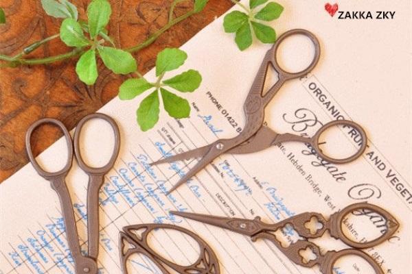 Kit di quattro forbici di alta precisione su dawanda.com