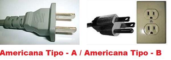 Presa america tipo A-B