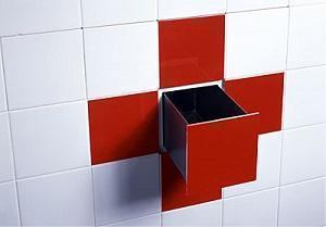 Piastrella funzionale Croce Rossa