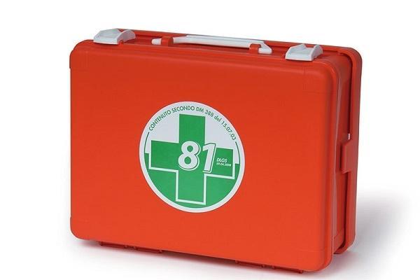Cassetta Medic 1 vuota di farmaservices