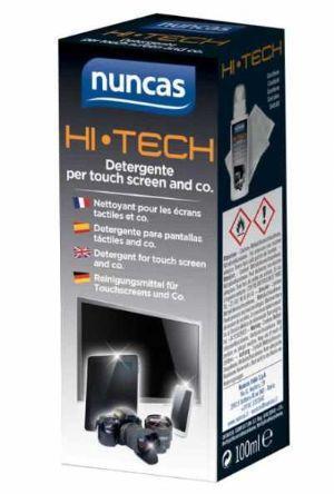 Detergente Hi-Tech di Nuncas
