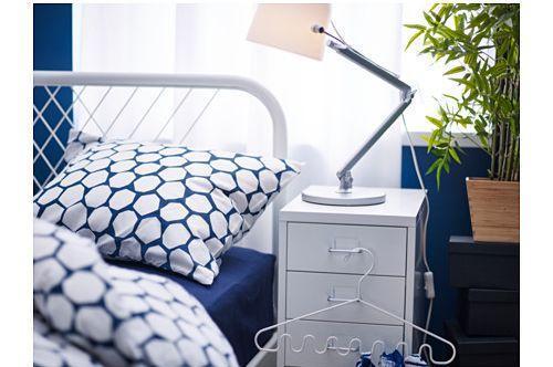 Cassettiera Ikea modello Helmer su ruote