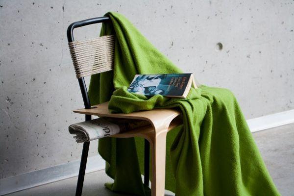 Seduta da montare modello Split Chair di Alexandra Frey
