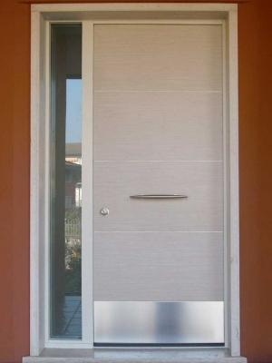 Porte blindate FBS rivestite di gres porcellanato