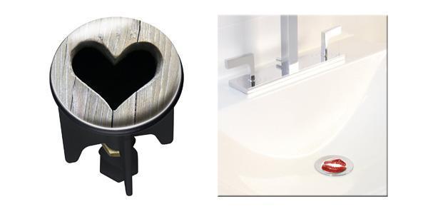Tappi lavabo romantici di Wenko venduti su Amazon