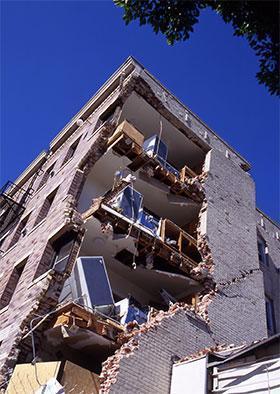 Adeguamento antisismico degli edifici
