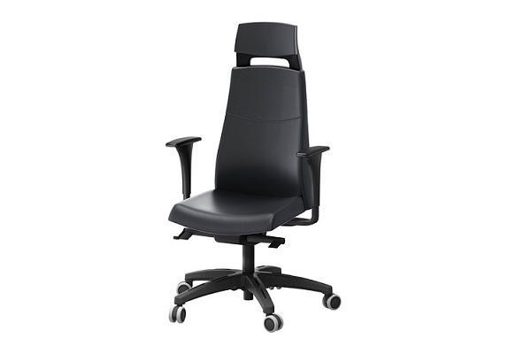 Sedia direzionale Volmar Mjuk di Ikea