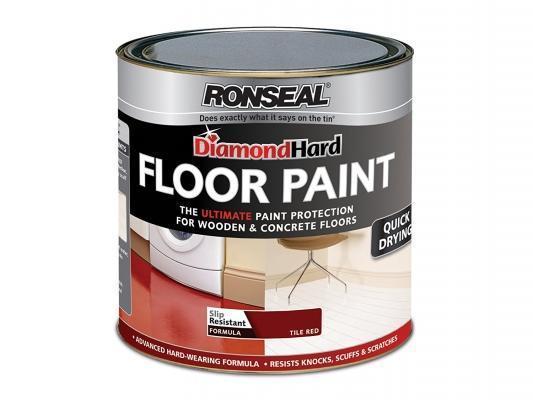 Diamond Hard, Vernice protettiva per pavimenti in piastrelle
