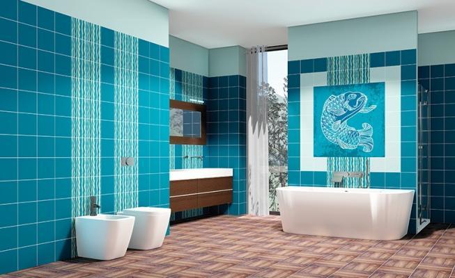 Adesivi per piastrelle - Idee mattonelle bagno ...