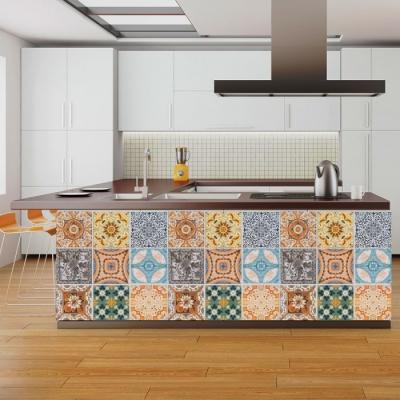 Adesivi per piastrelle for Rivestimenti adesivi per cucina