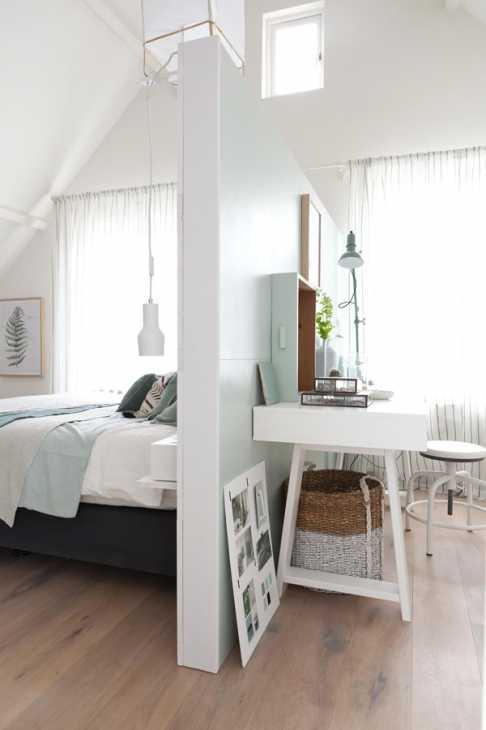 Divisorio mansarda - finestre Velux