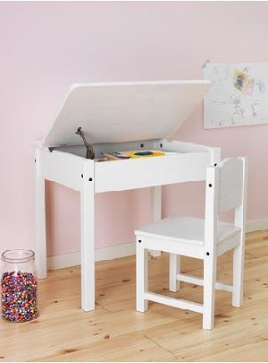 Scrivania per bambini Sundvik di Ikea