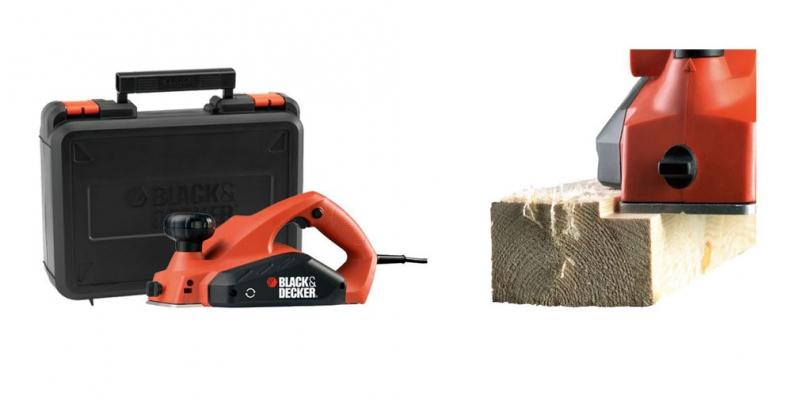 Pialletto in valigetta di BLACK+DECKER