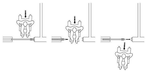 Mobilità agevolata per i diversamente abili con i controtelai Eclisse per porte scorrevoli