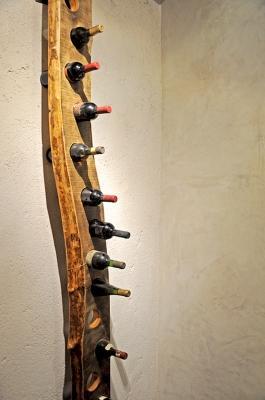 Sestini & Corti: porta bottiglie