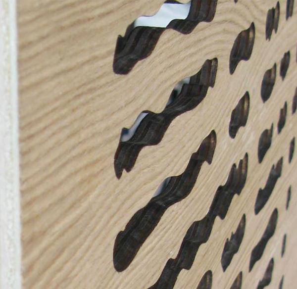 Elleci taglio laser legno