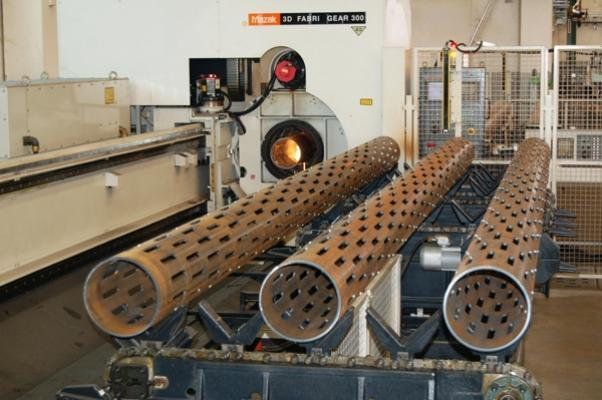 Taglio tubi laser di CMM