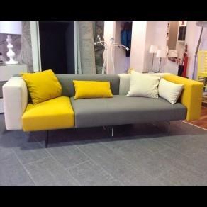 Air sofà divano di Lago