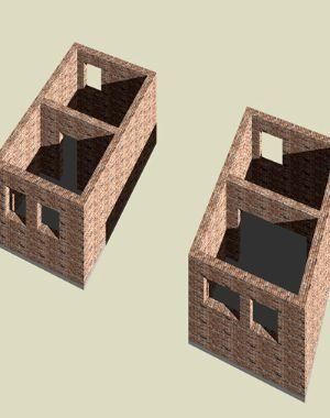 Allargamento vani muratura portante
