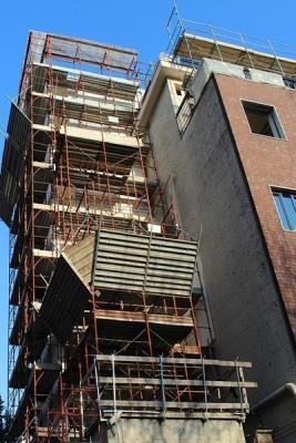 Sicurezza statica lavori di ampliamento