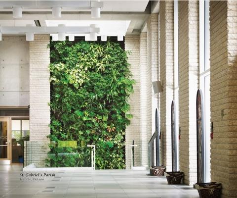 Biofiltro di NEDLAW Living Wall