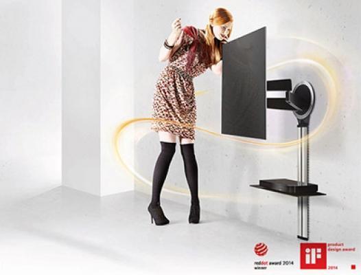 Supporti per televisori - Braccio mobile per tv ...
