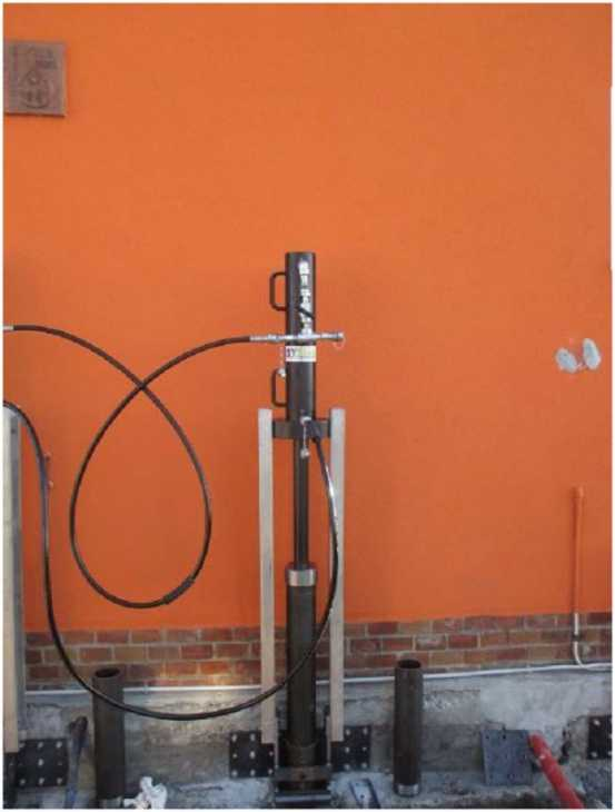 Micropalo precaricato in acciaio di SYStab