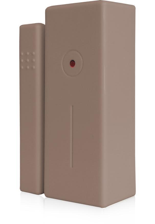 Allarme casa: sensore porta