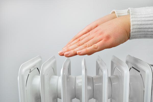 Valvole termostatiche su termosifoni