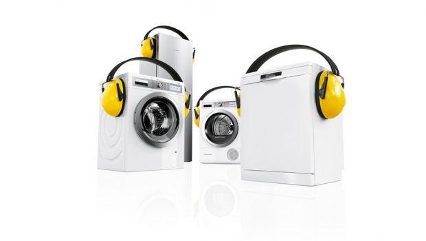 Elettrodomestici efficaci senza far rumore