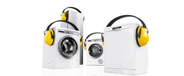 Elettrodomestici silenziosi Bosch