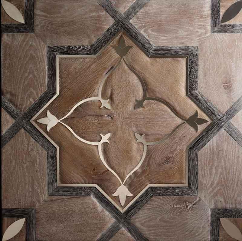 Parchettificio Toscano: pavimenti di acciaio e legno