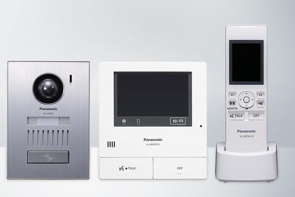 Videocitofono senza fili Panasonic